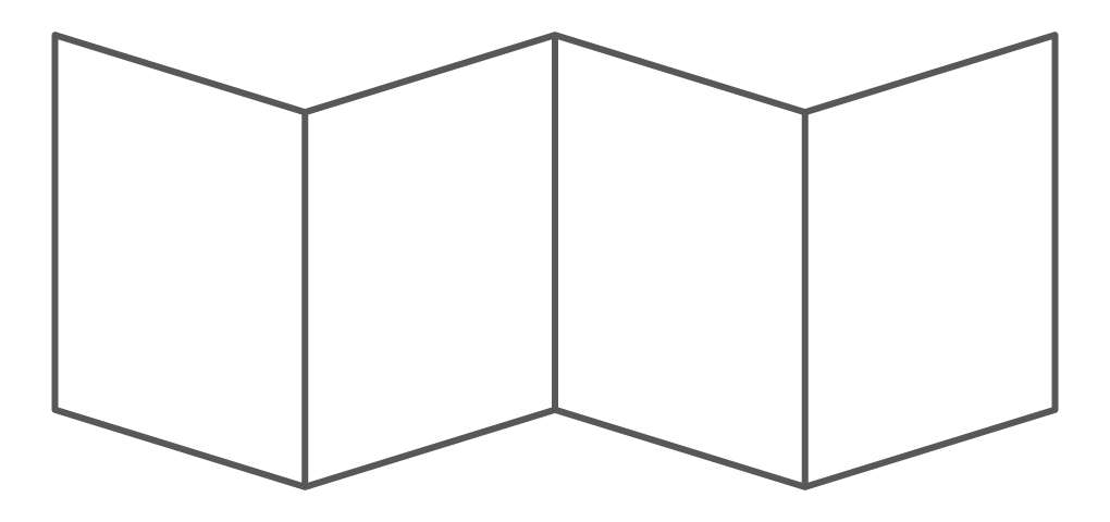 Four panel Bencher Card