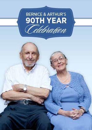 90th Birthday Bencher